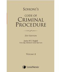 CODE OF CRIMINAL PROCEDURE VOL. 2 (Sections 129 to 189)