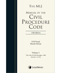 MANUAL OF THE Civil Procedure Code