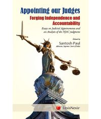 Cross Currents?Law & More: Appointing our Judges?Forging Independence and Accountability