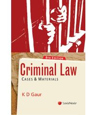 Criminal Law?Cases and Materials