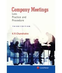 Company Meetings? Law, Practice and Procedure
