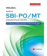 Dhaara?s Guide to SBI-PO/MT Examination
