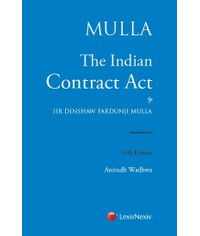 Mulla?s Indian Contract Act