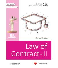 LexisNexis Quick Reference Guide-Q&A Series - Law of Contract -II