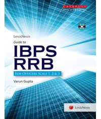 Guide to IBPS RRB (For Officers Scale 1, 2 & 3) [with DVD]