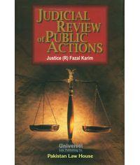 Judicial Review of Public Actions, (Set of 2 Vols.)