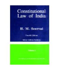 Constitutional Law of India, (In 3 Volumes, Reprint)