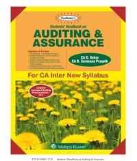 Students Handbook on Auditing & Assurance