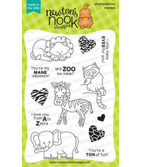 Wild About Zoo - Stamp
