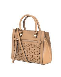 Tan Evening Bag