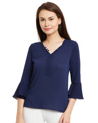 Prussian Bell Sleeves Top