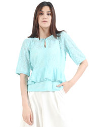 Mint Double Layer Top