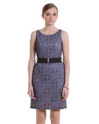 Graphite Knitted Sleeveless Dress