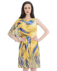 Sunshine One Shoulder Dress