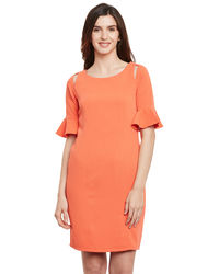 Princeton Bell Sleeves Dress