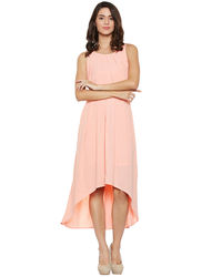 Flamingo Hi-Lo Dress