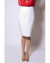 Invogue Pencil Skirt