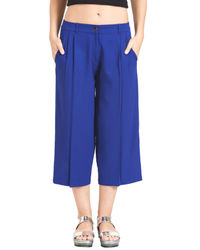 Persian Blue Culotte