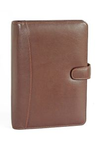 Elan Leather Elp-991 Tan Business Dated Organizer