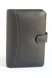 Elan Leather Elp-891 Black Executive Dated Organizer
