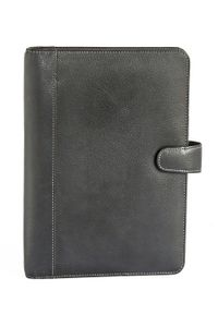 ELAN NON LEATHER EFP-995 BLACK BUSINESS DATED ORGANIZER