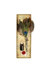 Rubinato Quill Pen 7130 Assorted Feather