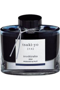 Pilot Ink Bottle 50-Ty Tuski-Yo 50 Ml Midnight Blue