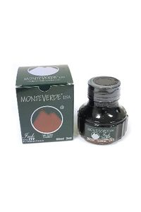 Monteverde G 308 Bwn 90 Ml Ink Bottle Brown