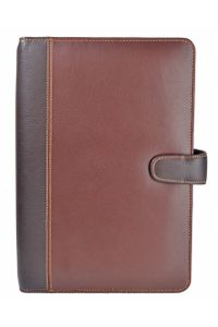 Elan Leather Elj-191 A5 Undated Tan Journal