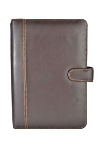 Elan Leather Elj-191 A5 Undated Brown Journal
