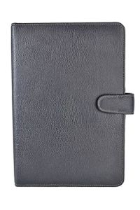 Elan Non-Leather Efj-195 A5 Undated Black Journal