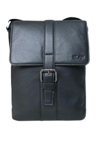 Elan Ipad Case Black With Shoulder Hanging Strap
