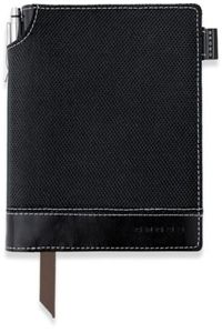 Cross Journal Black Textured Ac249-1S