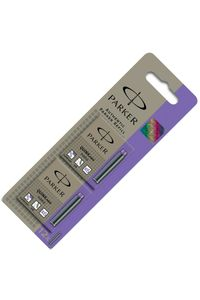 Parker Ink Cartridge Purple Small