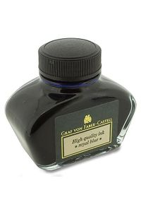 Graf Von Faber-Castell Ink Bottle 148701 62.5 Ml Blue