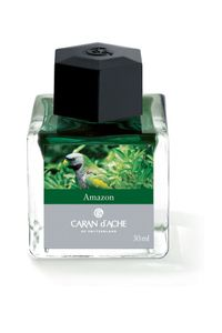 Caran D' Ache Ink Bottle 30 Ml Green Amazon