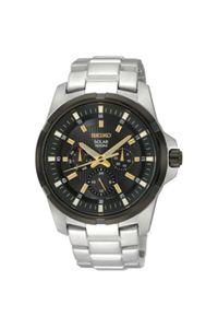 Seiko Men'S Watch Sne117P1 Solar