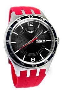 Swatch Unisex Watch Yts714 Irony - Red Temptation