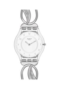 Swatch Ladies Watch Sfk373G Skin First Born
