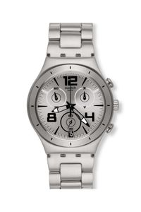 Swatch Men'S Watch Ycs566G Irony Down Grey
