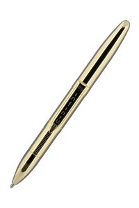 Fisher Space Ball Pen Infinium INFG-1 Full Gold Titanium