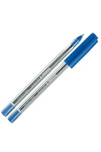 Schneider Ball Pen  Stick Top  150603 Medium Blue