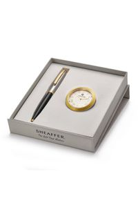 Sheaffer Ball Pen 9475 Sagaris Series + Wrist Watch