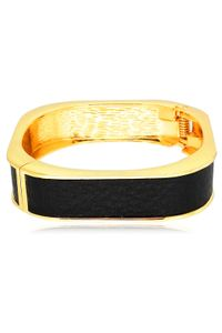YouBella Valentine Collection Designer Gold Plated Leather Bracelet