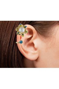 YouBella Trendy Gold Plated Earcuff