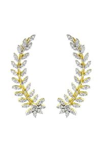 YouBella gold-plated Ear Cuff For Women