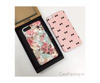 Pastel Bloom & Bow Phone Case