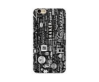 Car Logos BW Phone Case