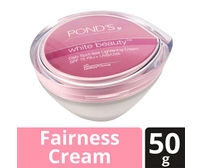 Ponds Fairness Cream - White Beauty SPF 15 PA, 50 gm Box