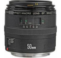 Canon Macro lens EF 50mm F2.5